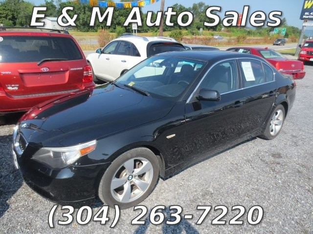 2007 BMW 5-Series 530i 6-Speed Automatic